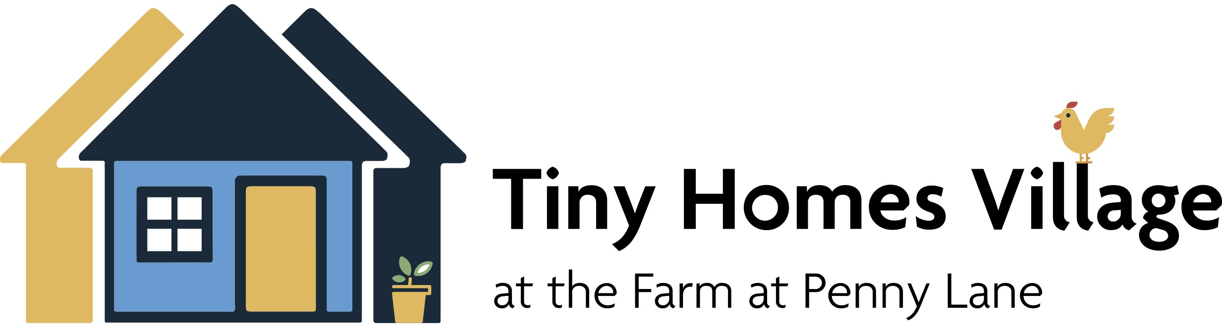 Tiny Homes Village at the Farm at Penny Lane